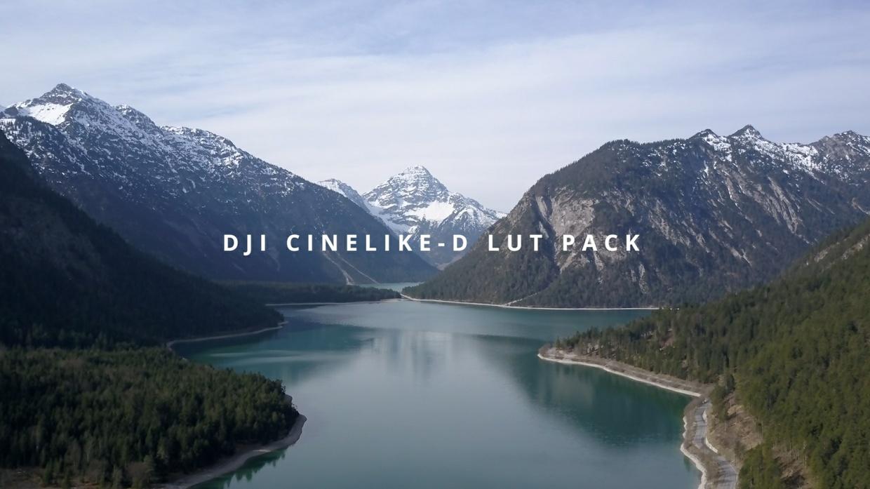 DJI DRONE LUTS   Cinelike-D