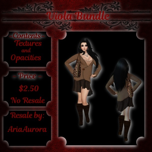 Viola Bundle -- No Resale