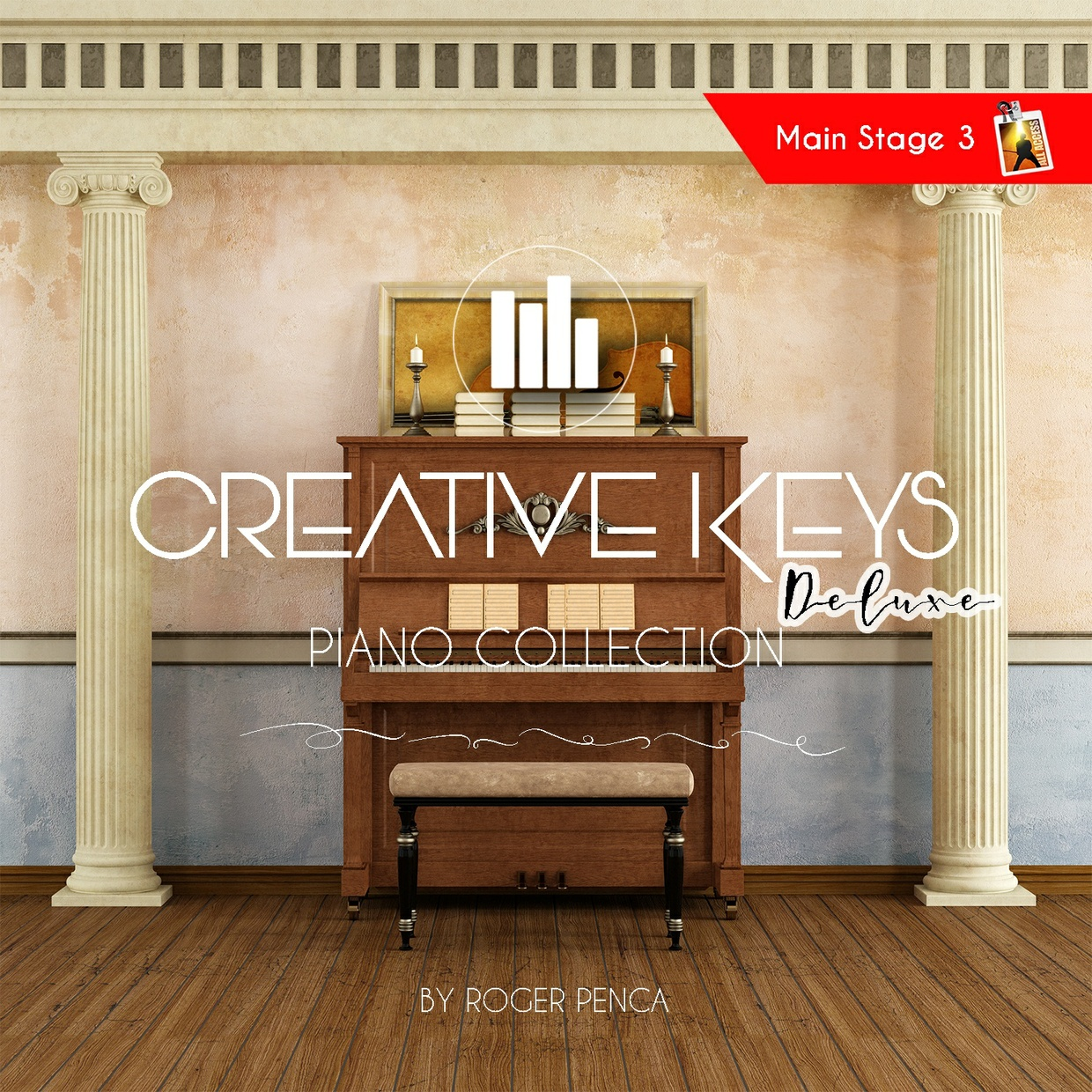 "CREATIVE KEYS ""PIANO COLLECTION"""