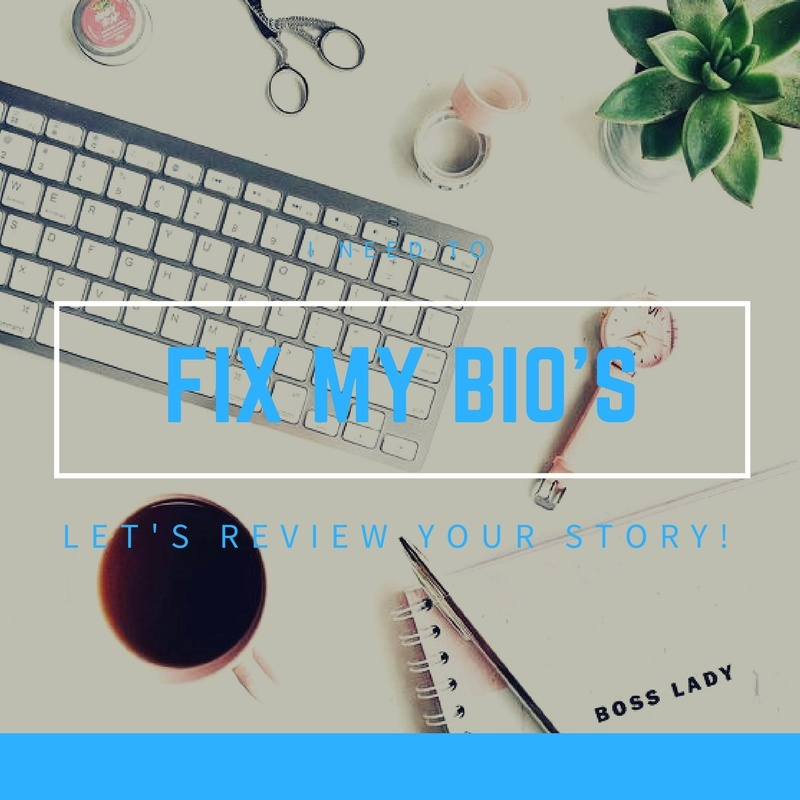 FIX MY BIO'S