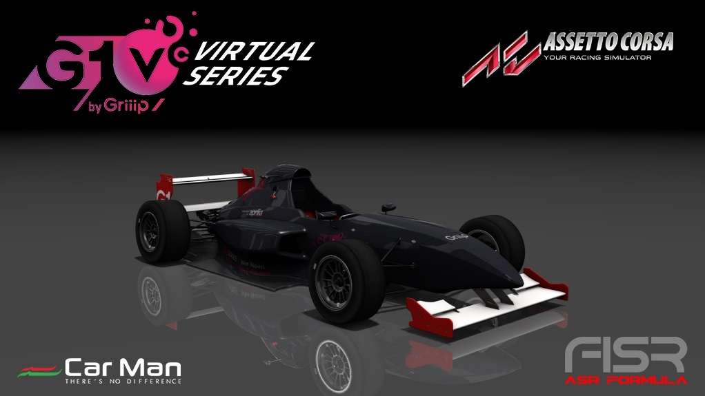 Griiip G1 Virtual Series (Assetto Corsa)
