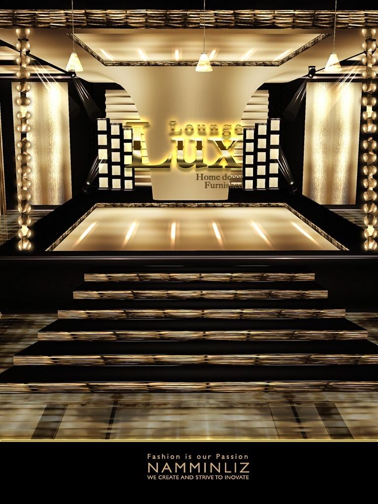 Lux Lounge Furnished imvu home decor 18 Textures JPG  NAMMINLIZ file-sale