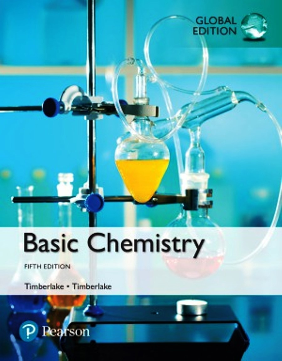 Basic Chemistry,  5th edition ( Global Edition ) ( PDF , Instant download )