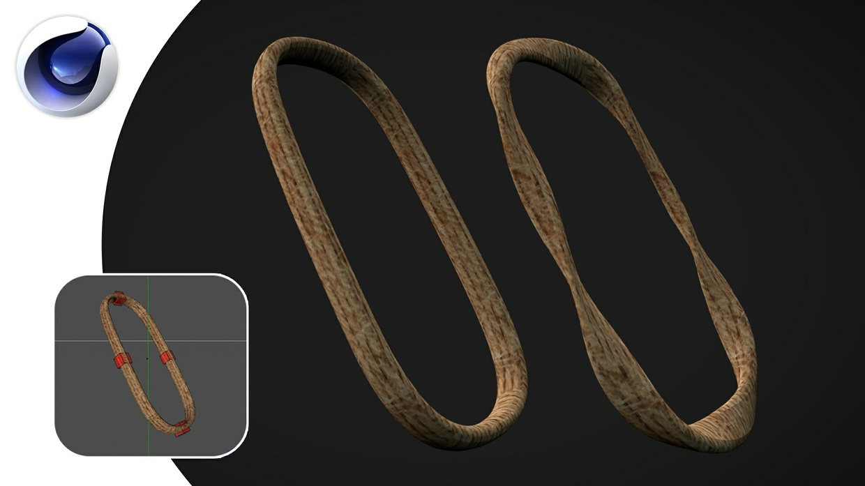 Rope Rig - [Cinema 4D]