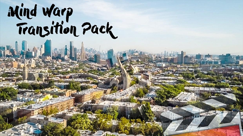 Mind Warp Transition Pack - Final CuT Pro X