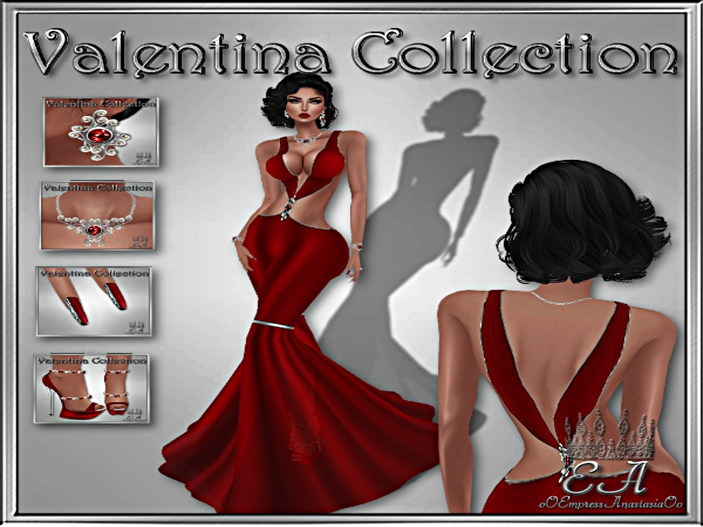 Valentina Collection No Re-Sell Rights!!!