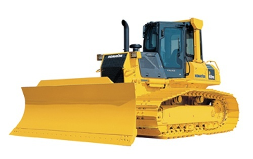Komatsu D61EX-15 D61PX-15 Bulldozer Service Repair Shop Manual Download