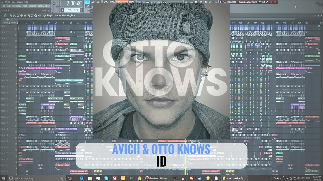 Avicii & Otto Knows - ID (One Of Six Remake)