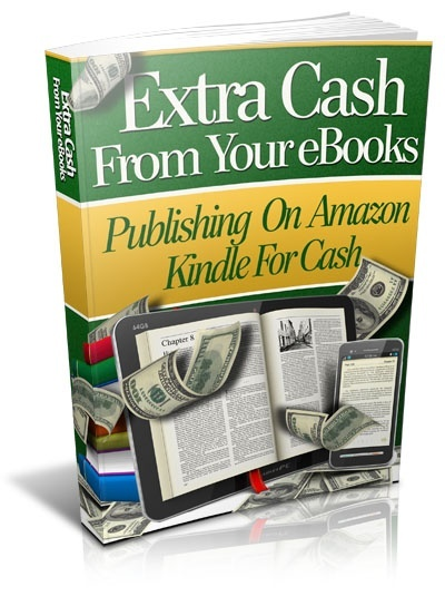 Extra Cash From Your eBooks