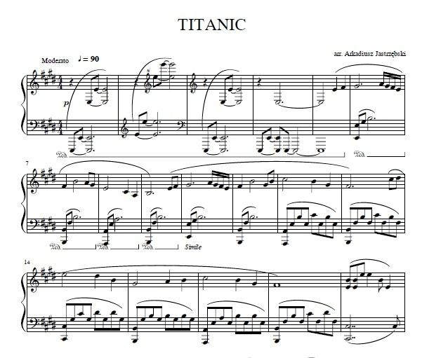 "Titanic Main Theme ""My Heart will go on"""