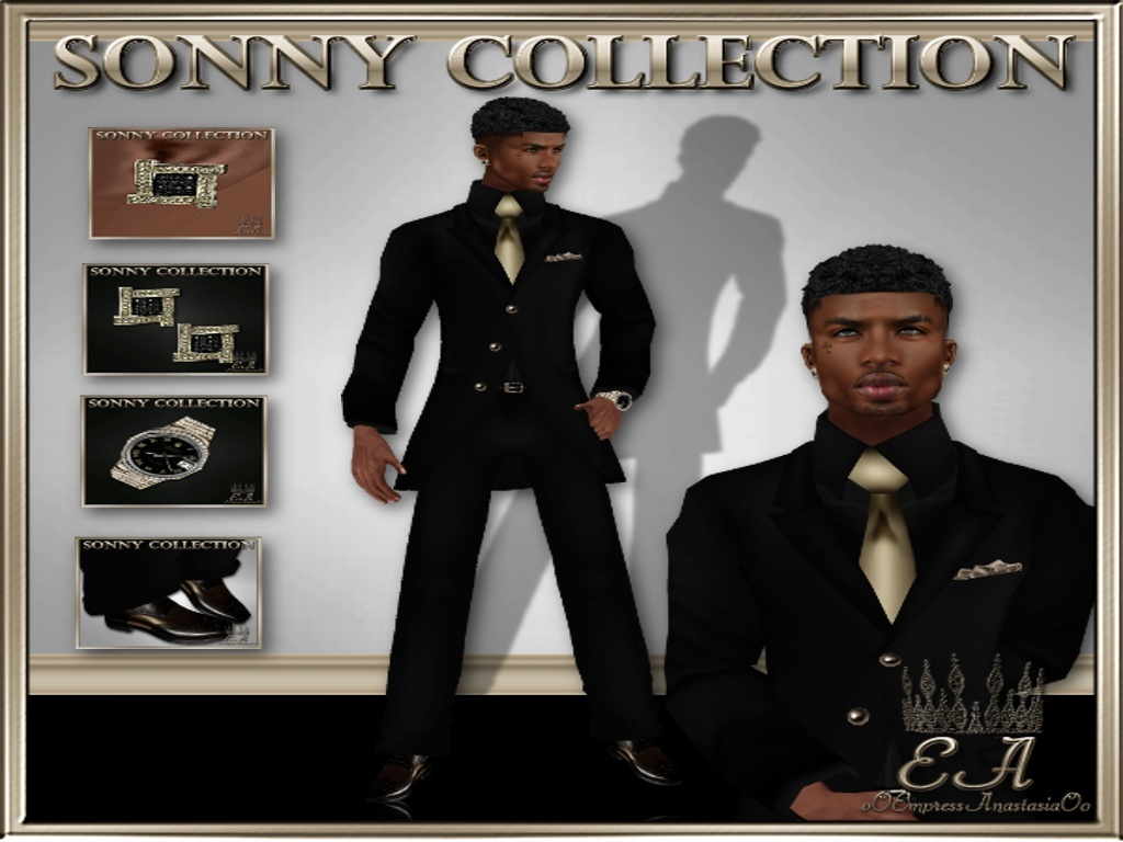 Sonny Collection NO RE-SELL RIGHTS!!!