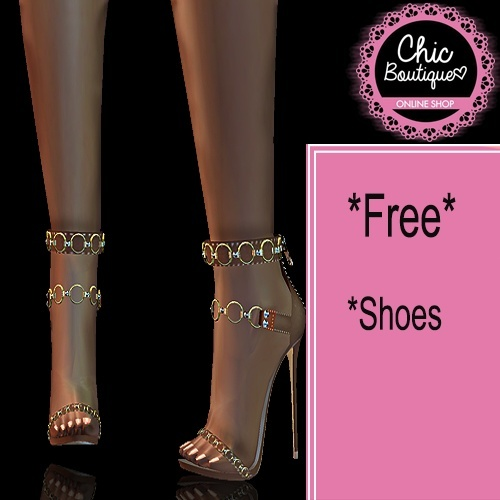 Chic- Shoes FREE