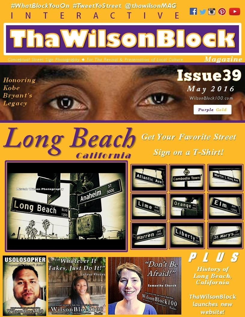 ThaWilsonBlock Magazine Issue39