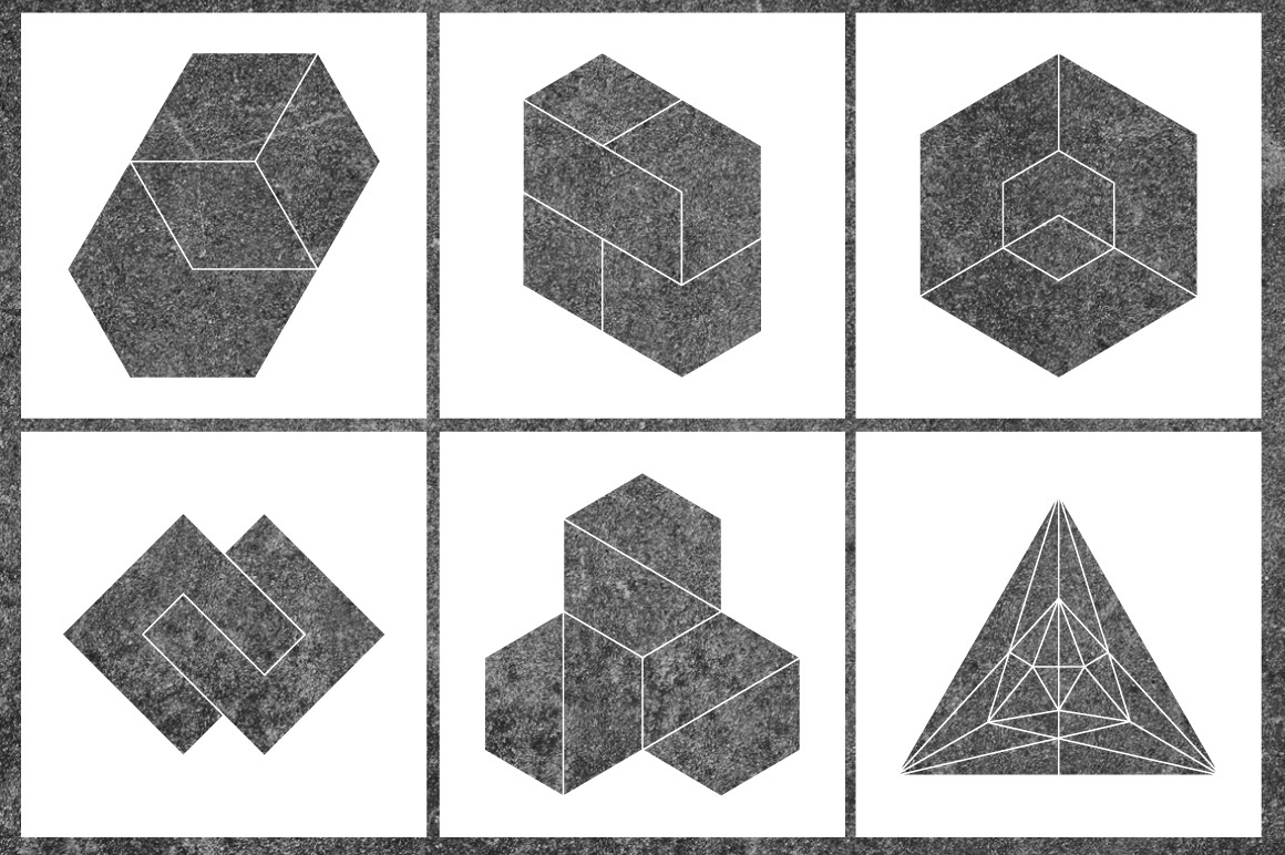 Geometric Vector Masks