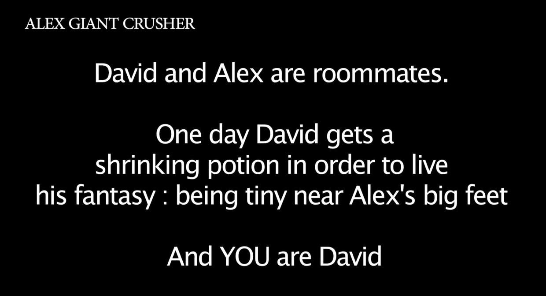 Alex giant crusher - Roommates