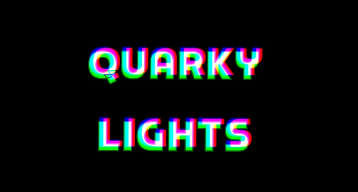 ☯ Quarky Lights • by Kankiri & Shiva ☯