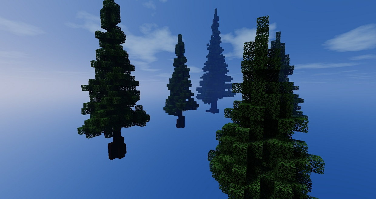 Spruce Tree Pack