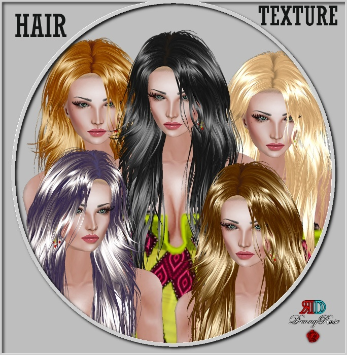 HAIR HDR PACK 02