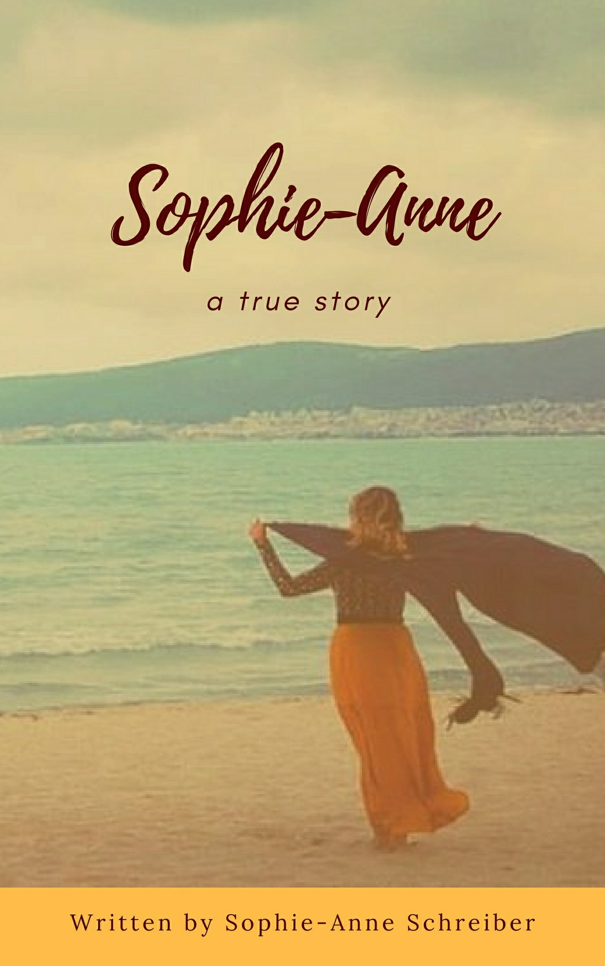 Sophie-Anne The Book