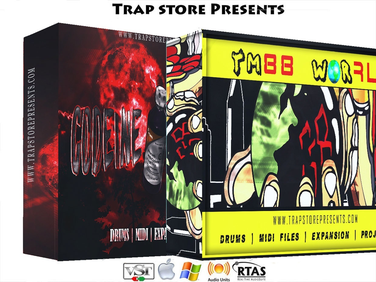 Trap Store Presents - Codeine Withdraw Bundle [ Coming Soon ]