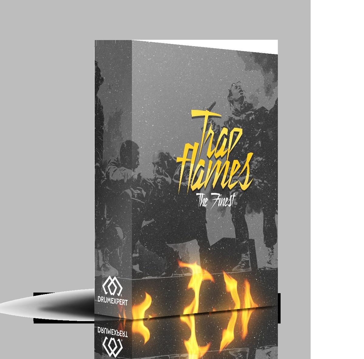 Trap Flames