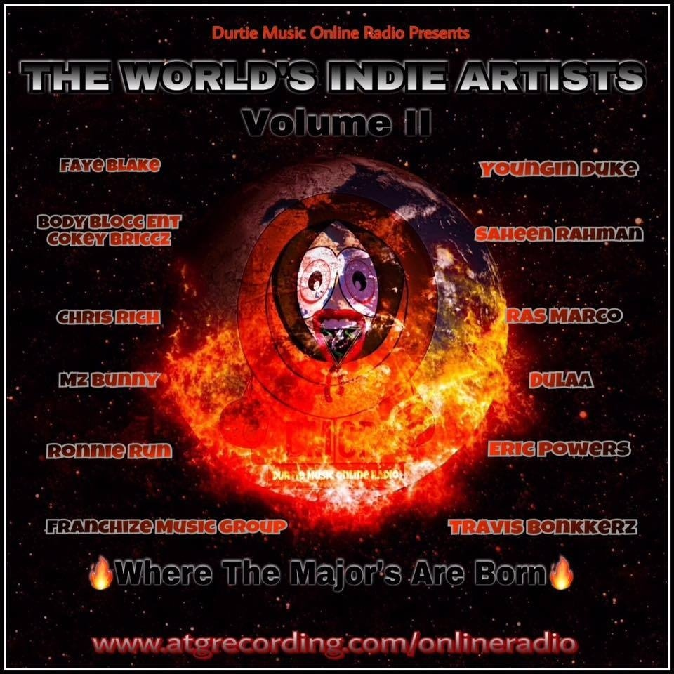 The World's Indie Artists Volume II