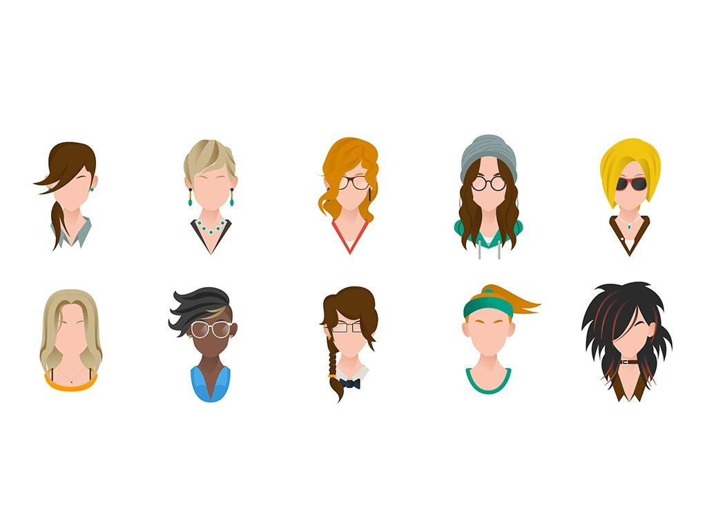 30 Fresh User Icons