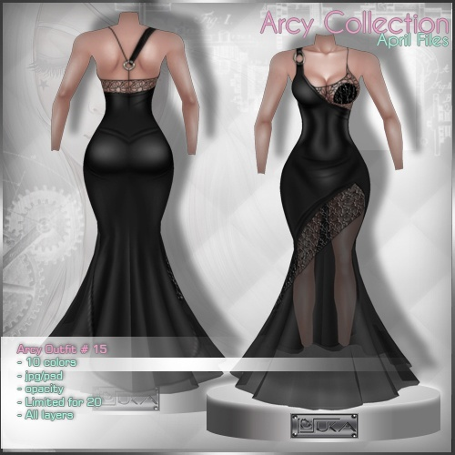 2015 Arcy Outfit # 15