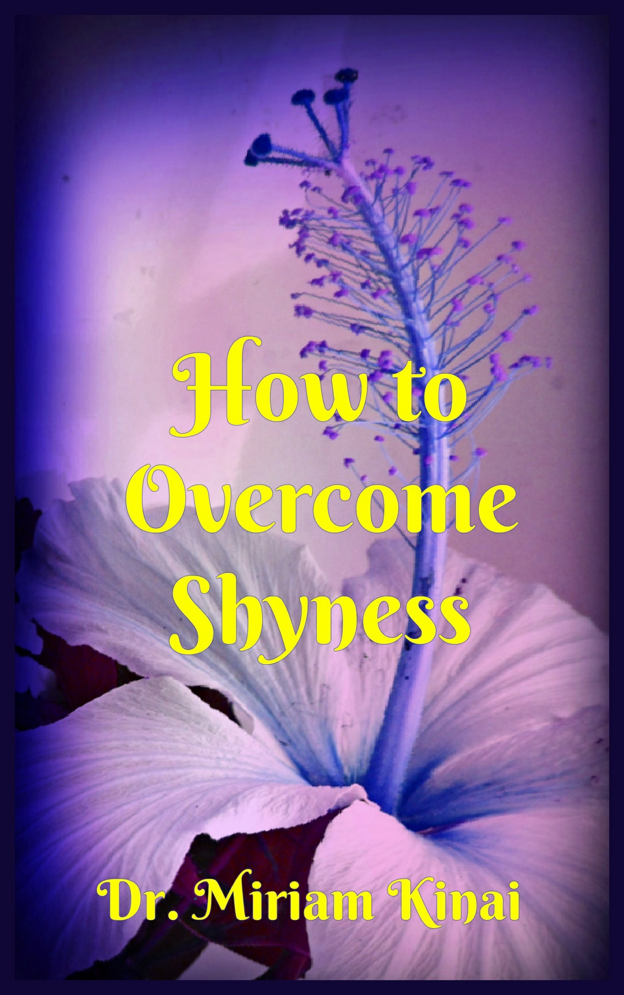 how to overcome shyness at work
