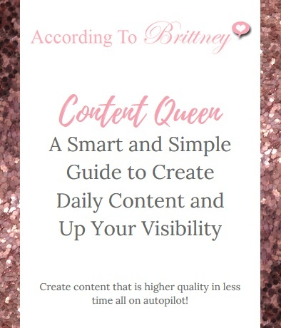 Content Queen: A Smart and Simple Guide to Create Daily Content and Up Your Visibility
