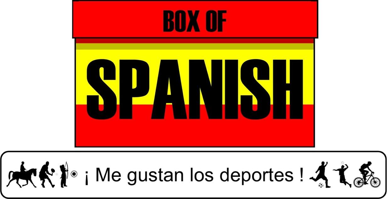 Box of Spanish: ¡Me gustan los deportes!