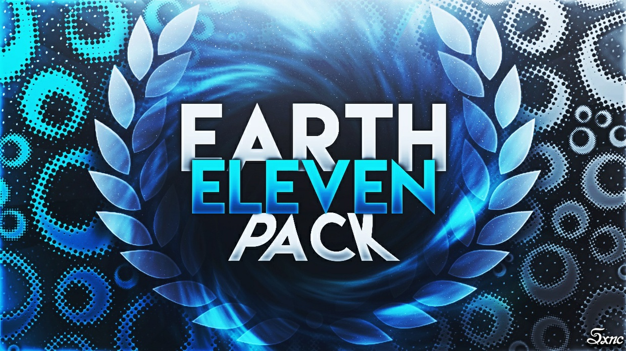 Earth Eleven Custom Textures Pack