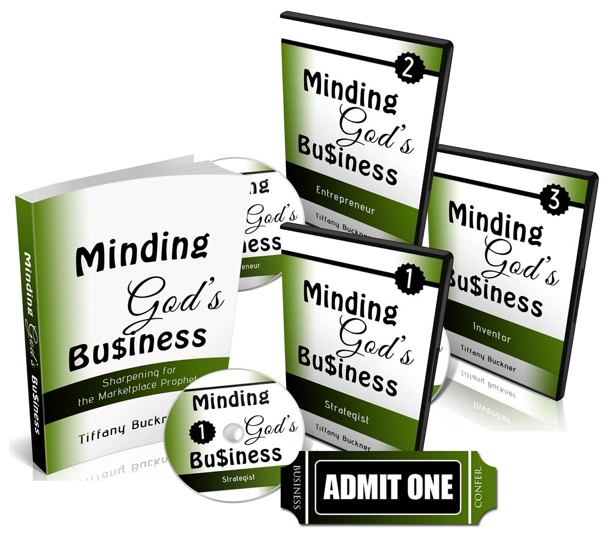 Minding God's Business Wealth Building Seminar
