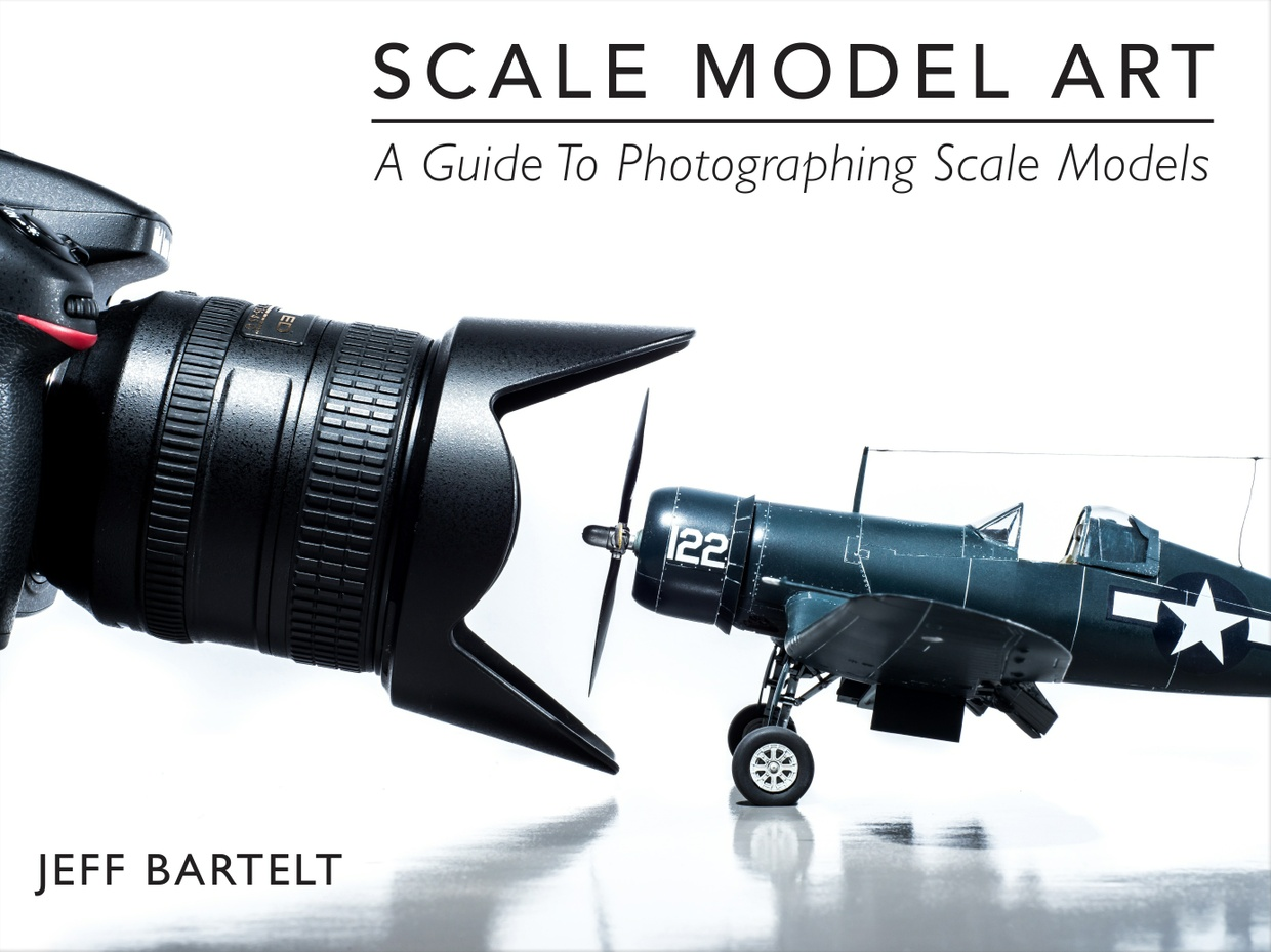 Scale Model Art - A Guide To Photographing Scale Models