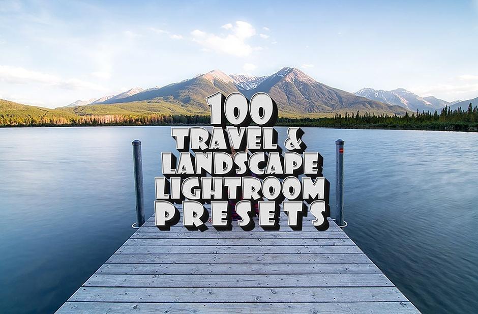 Travel and Landscape Lightroom Preset