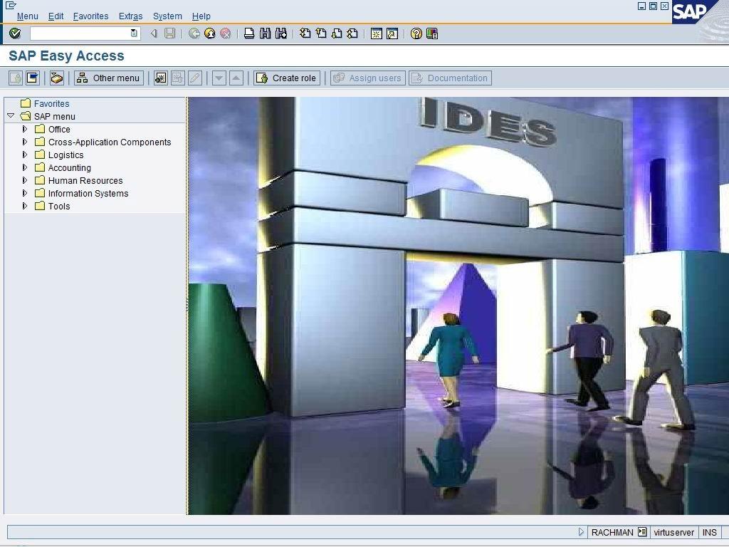 DE SAP MM SCM500 Meine SAP IDES Übungen 01-25 (Prozesse der Fremdbeschaffung)
