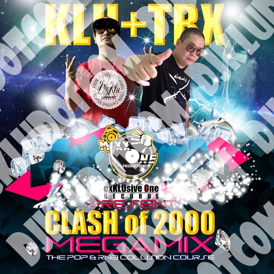 Dj Traxx & Dj Klu's Clash of 2000 Megamix