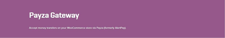WooCommerce Payza Gateway 1.3.2 Extension