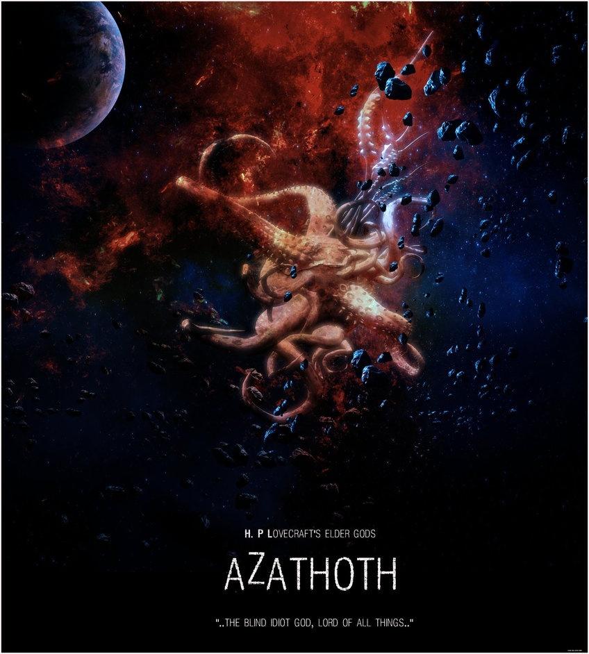 H.P. Lovecraft: Azathoth