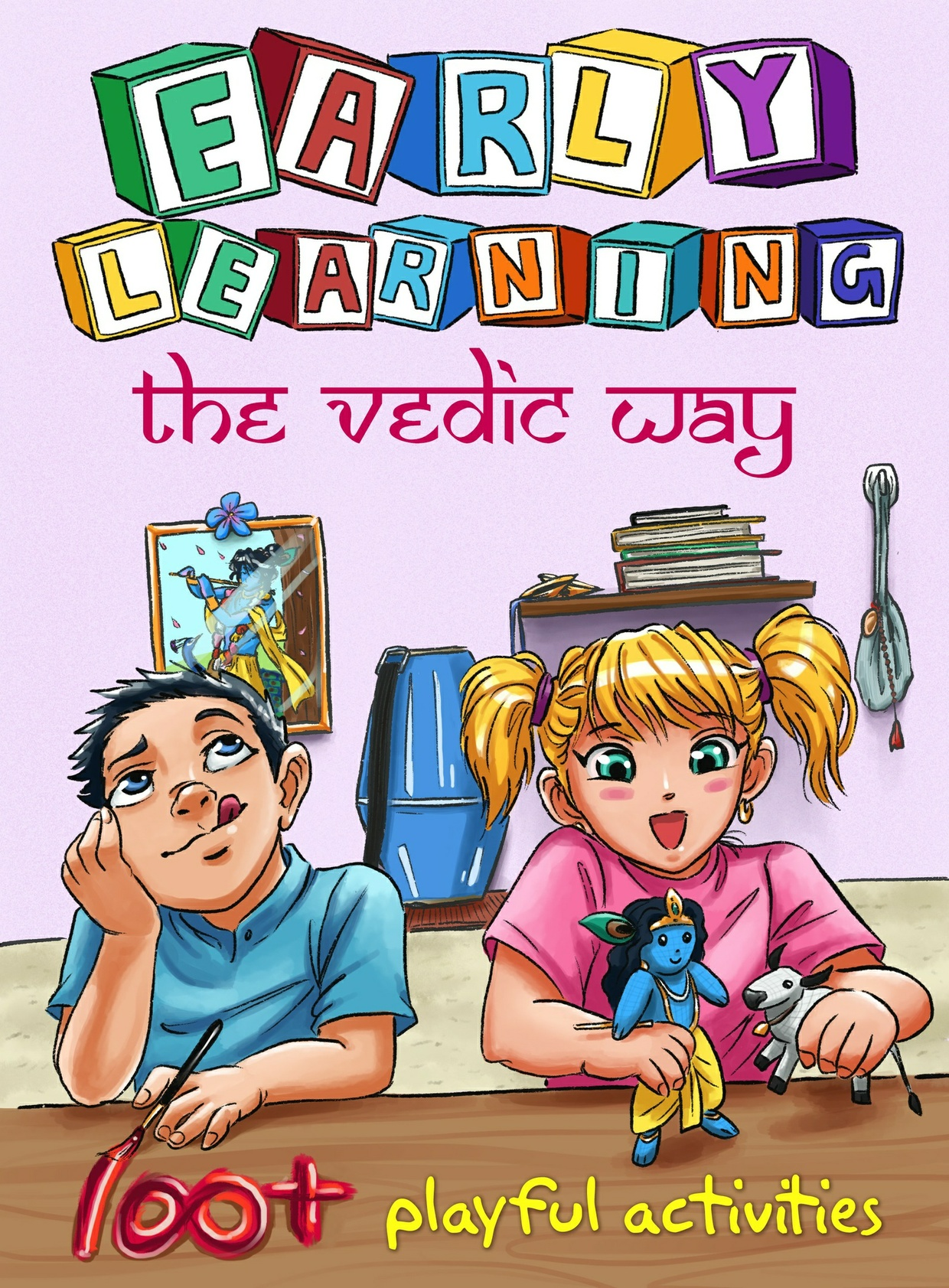 Early Learning - The Vedic Way