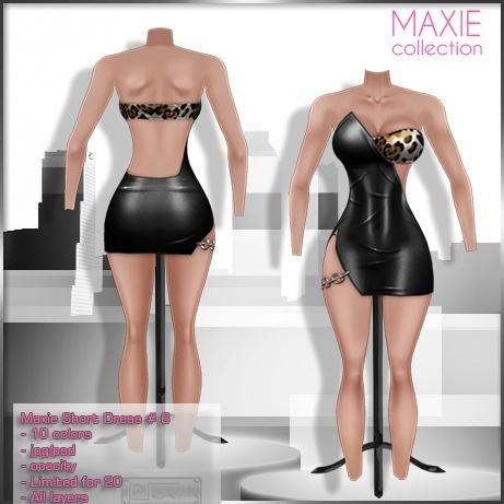 2014 Maxie Short Dress # 6