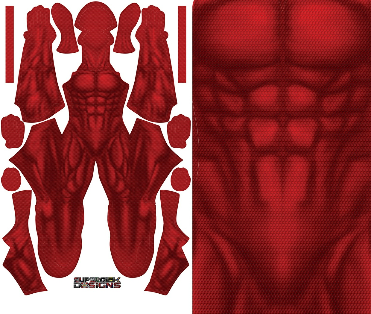 BEN REILLY pattern file