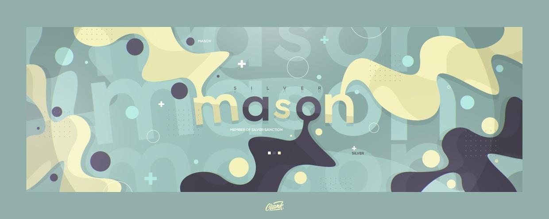 Mason Header PSD