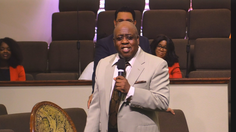 "Pastor Sam Emory 12-03-17am "" A good Warfare: A Triumphant Church "" MP4"