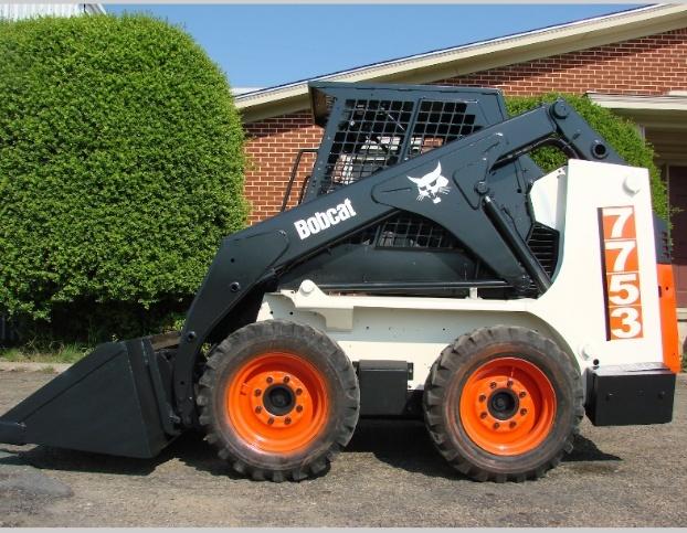 Bobcat 7753 Bobcat Loader Service Repair Workshop Manual DOWNLOAD