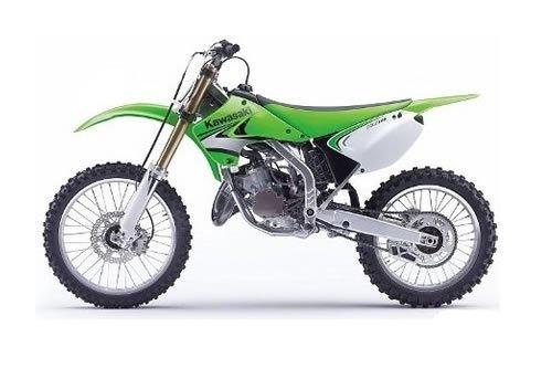 KAWASAKI KX125, KX250, KX500 MOTORCYCLE SERVICE REPAIR MANUAL 1990-2004 DOWNLOAD