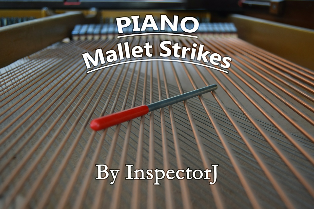 Piano, Mallet Strikes (96)