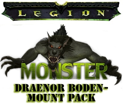 Draenor Boden Mount Version