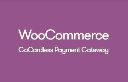 WooCommerce GoCardless Payment Gateway 2.4.7 Extension