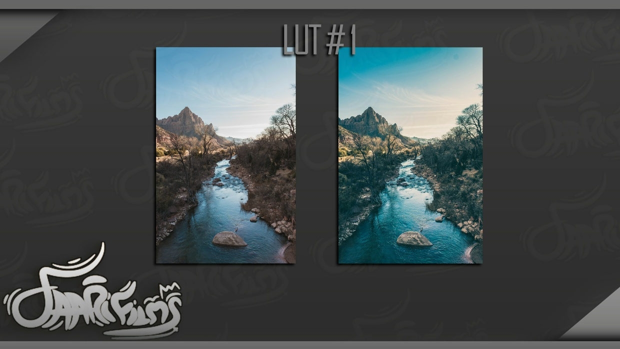 Lut's Pack #3 For Lightroom (Relaxed / Chill & Dramatic)